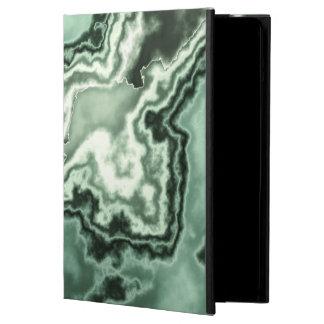 Green Marble 2 iPad Air Case