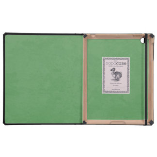 Green Marble Design iPad Cover