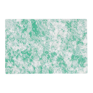 Green Marble Design Placemat