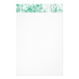 Green Marble Mesh Design Stationery