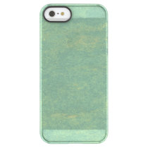 Green Marble Stone Permafrost iPhone SE/5/5s Case