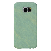Green Marble Stone Samsung Galaxy S6 Case