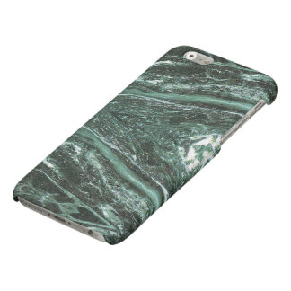 Green Marble Stone Texture  Glossy Finish Case
