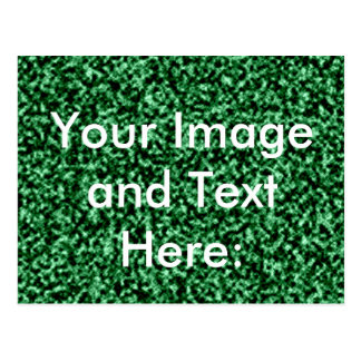 green marble template postcard
