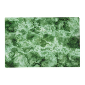 Green Marble Texture Placemat