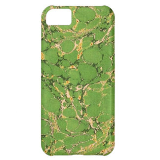Green Marbleized iPhone 5C Cover