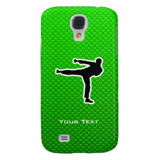 Green Martial Arts Samsung Galaxy S4 Case