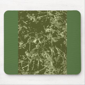 Green Mash Mouse Pad