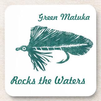 """""""Green Matuka"""" Streamer Fly Coaster"""