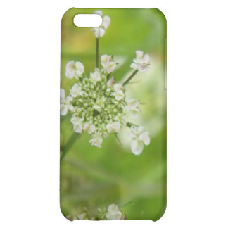 Green Meadowsweet Case For iPhone 5C