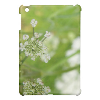 Green Meadowsweet iPad Mini Cover