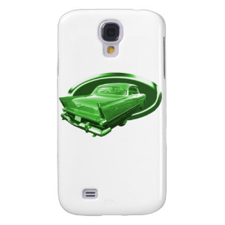 Green Meanie 1956 Plymouth Samsung Galaxy S4 Cover
