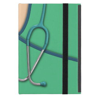 Green Medical Scrubs Case For iPad Mini