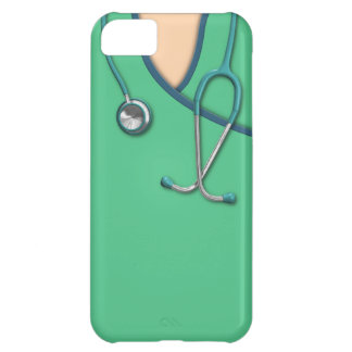 Green Medical Scrubs iPhone 5C Cover