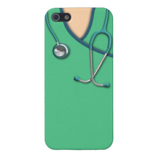 Green Medical Scrubs iPhone SE/5/5s Cover