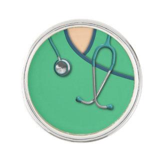 Green Medical Scrubs