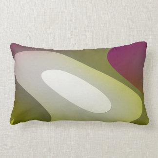 Green Meditation 6001 Lumbar Pillow