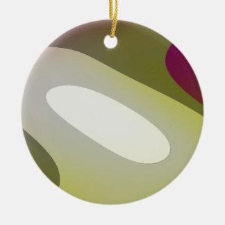 Green Meditation 6001 Ornament