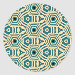 Green Mix & Match Collectables - 11 Classic Round Sticker