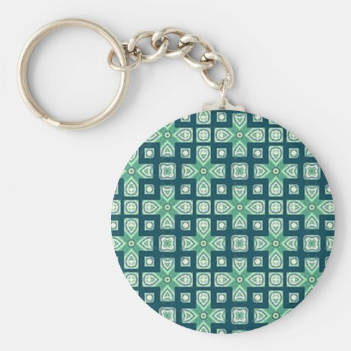 Green Mix & Match Collectables - 12 Key Chains