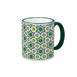 Green Mix & Match Collectables - 1 Coffee Mugs