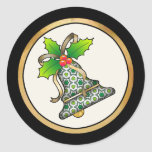 Green Mix & Match Collectables - 1 Round Stickers