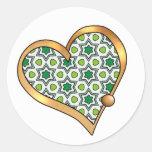 Green Mix & Match Collectables - 1 Sticker