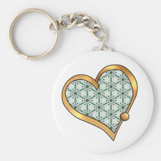 Green Mix & Match Collectables - 2 Key Chain