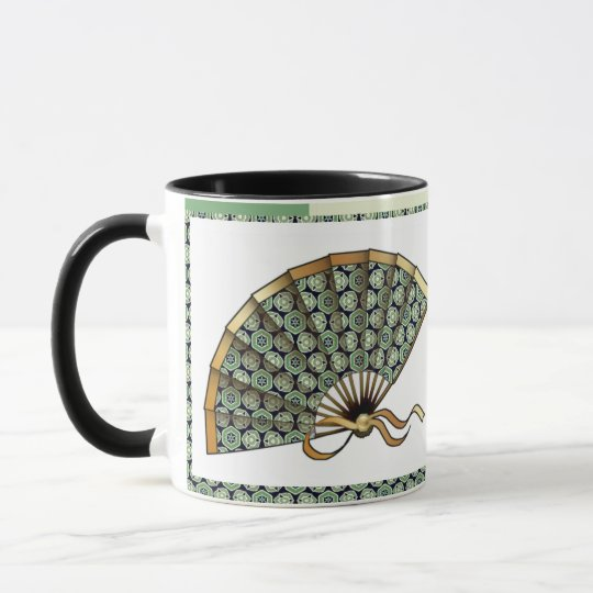 Green Mix & Match Collectables - 7 Mug