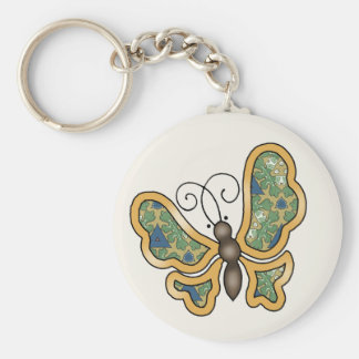 Green Mix & Match Collectables - 9 Key Chains