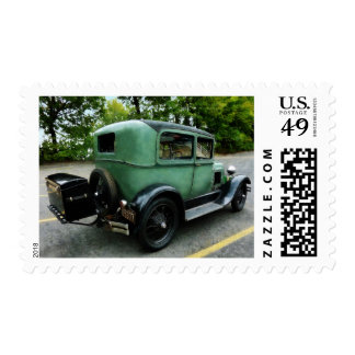 Green Model A Postage