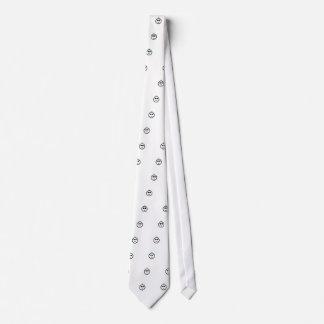 Green Mohawk Neck Tie