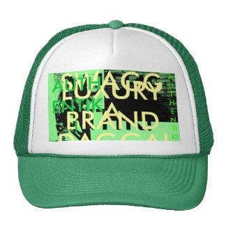 GREEN MONSTA SWAGGA DAGGA HAT
