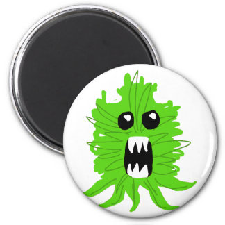 Green Monster Baby Apparel Magnet