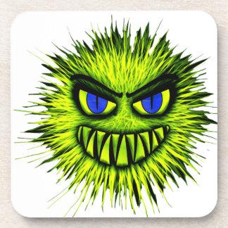 Green Monster Coaster