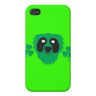 GREEN MONSTER COVER FOR iPhone 4