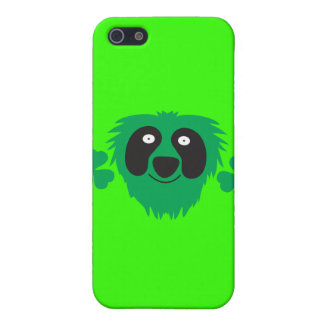 GREEN MONSTER COVER FOR iPhone SE/5/5s