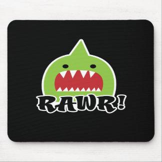 Green Monster Mousepad