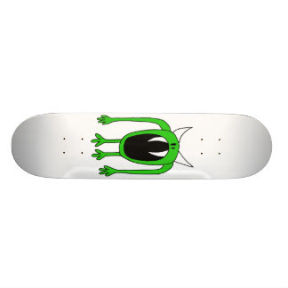 Green Monster Skateboard