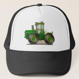 Green Monster Tractor Hats