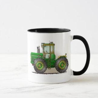 Green Monster Tractor Mugs