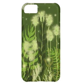 Green Moon Fantasy Art iPhone 5C Cases