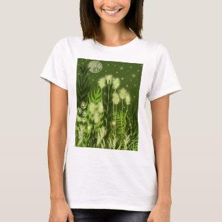 Green Moon Fantasy T-Shirt