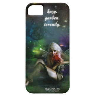 Green Moonlight Fairy iPhone Case iPhone 5 Cases