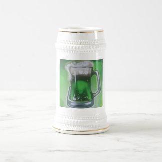 green more beer beer stein
