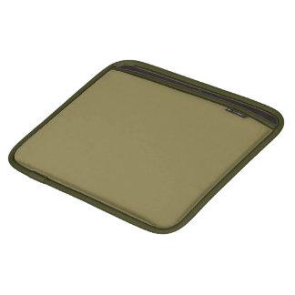 Green Moss iPad Sleeve