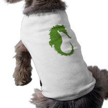 Green Moss Seahorse T-Shirt