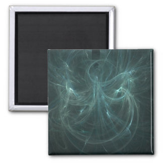 Green Mother 2 Inch Square Magnet