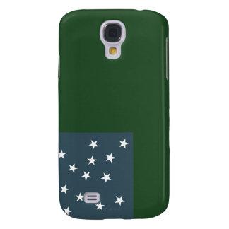 Green Mountain Boys and the Vermont Republic Flag Samsung Galaxy S4 Case