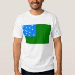 Green Mountain Boys Flag T-Shirt